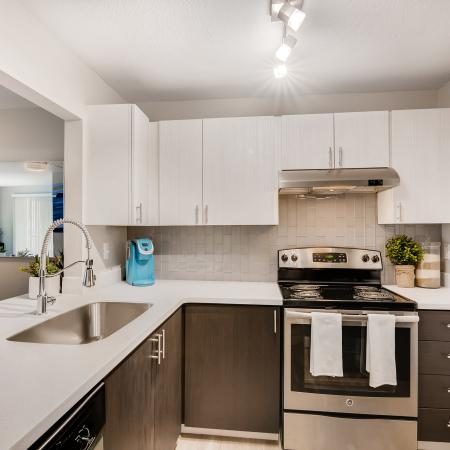 State-of-the-Art Kitchen | Tualatin OR Apartment Homes | Rivercrest Meadows Apartments