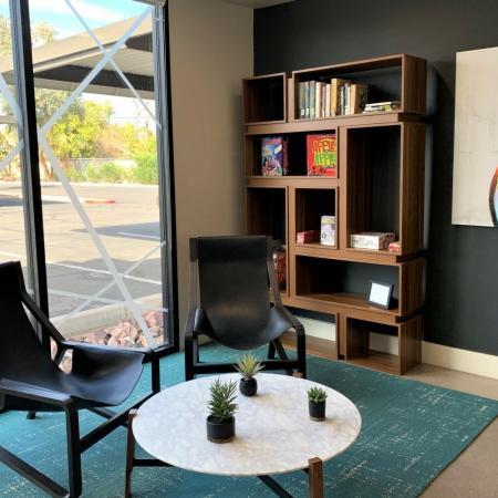 Scottsdale Gateway II Community Clubhouse