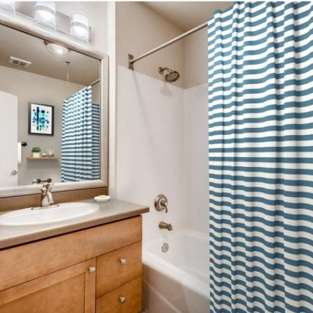 Elegant Bathroom | Apartments in Tacoma , WA | Chelsea Heights Apartments