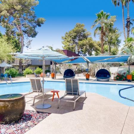 Scottsdale Gateway II | pool