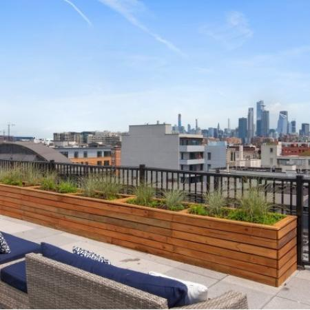 1000 Jefferson Street Apartments|Skyline View