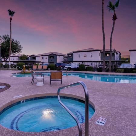 Palm Court|Pool