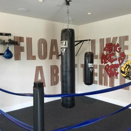Fitness Center at The Quaye at Wellington 4