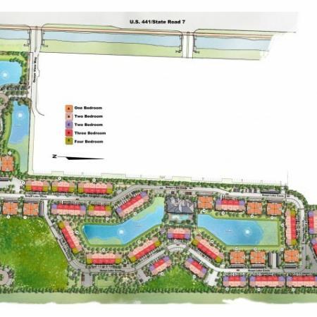 Quaye Wellington Site Plan