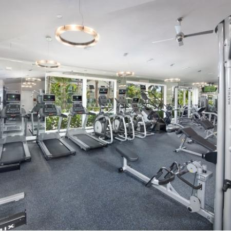 24-Hour Access Fitness Center