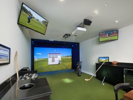 Quaye Multi-Sport Simulator