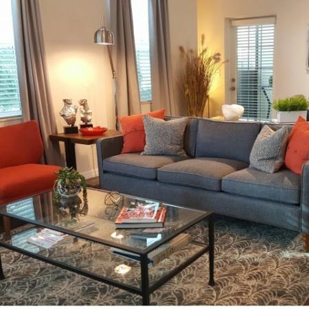 Spacious 1 Bedroom Floorplan