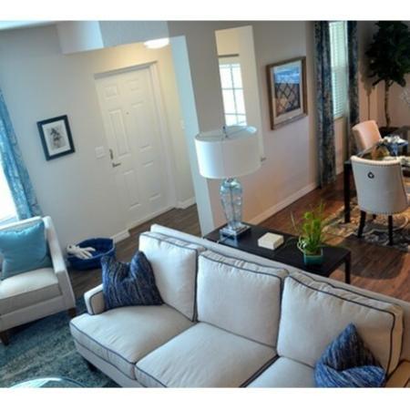 Spacious Living Area | Wellington Florida Apartments | The Quaye at Wellington
