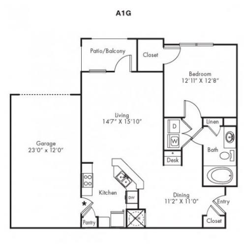 Floor Plans 1 | Villas at Loganville