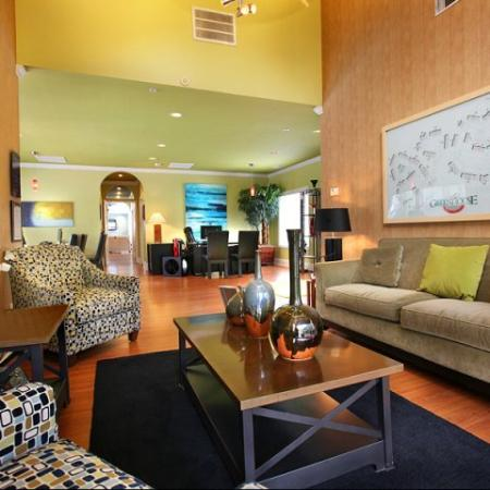 Resident Lounge | Apartments In Kennesaw GA | Greenhouse Apartments
