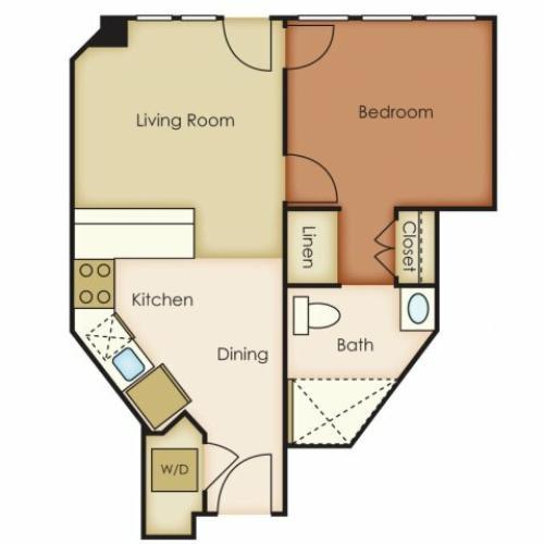 Floor Plan 5 | Volta