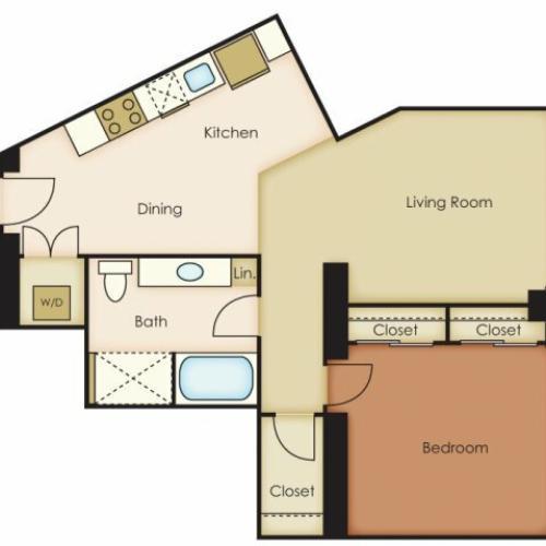 Floor Plan 13 | Volta