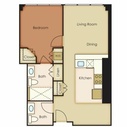 Floor Plan 9 | Volta