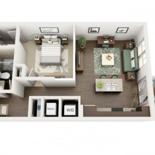 Floor Plan 10 | Azure (FL)