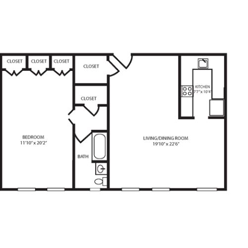 Floor Plan 10 | The Seneca
