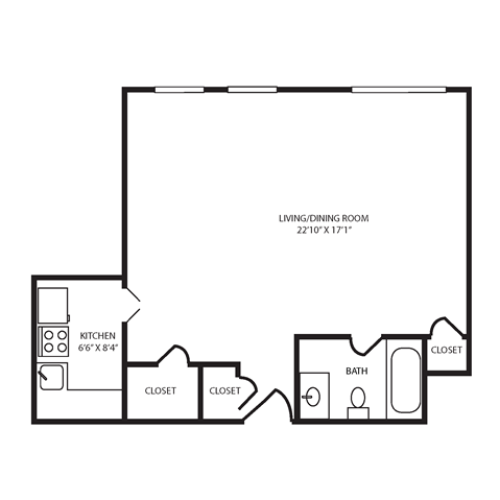 Floor Plan 13 | The Seneca
