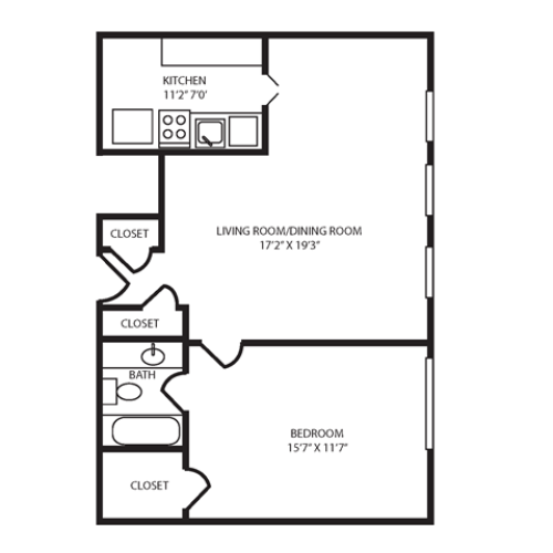 Floor Plan 18 | The Seneca
