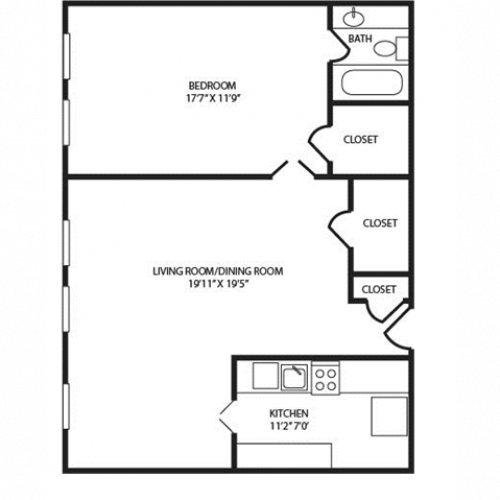 Floor Plan 26 | The Seneca