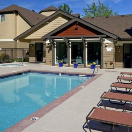 Resort Style Pool   Apartments Vancouver WA   Golfside Village