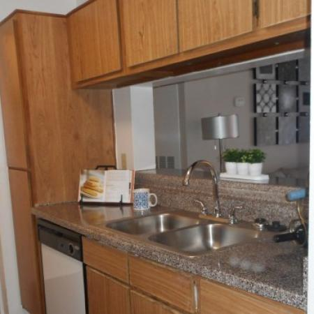 Kitchen at Walden Pond and the Gables5
