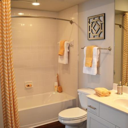 Dunwoody Place Apartments Bathroom 2