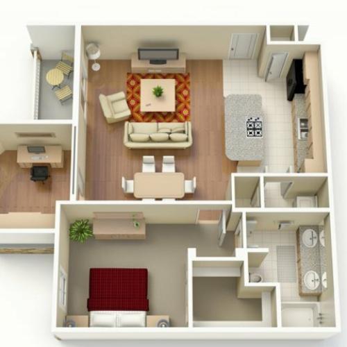 Floor Plan 2 | San Paloma