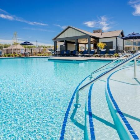Swimming Pool at Homestead at Hartness