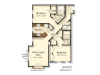 E2 | 2 bed 2 bath | from 1050 square feet
