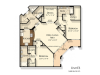 E3 | 2 bed 2 bath | from 1600 square feet
