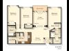 Three Bedroom | Two Bathroom