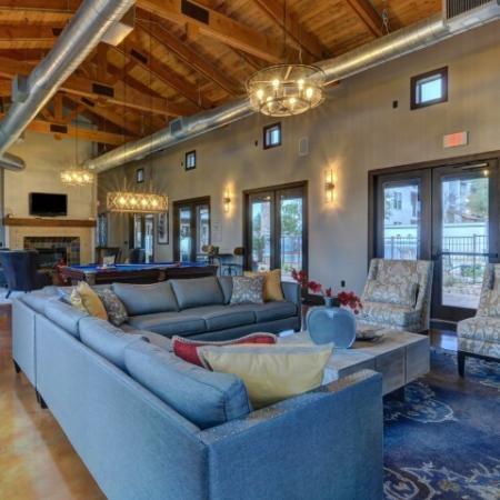 Spacious Resident Club House | Apartments for Rent in San Antonio TX | Sendera Landmark