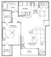 Floor Plan 4   Vail Quarters