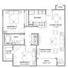 Floor Plan 2   Vail Quarters 2