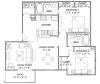 Floor Plan 3   Vail Quarters 2