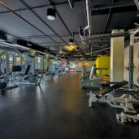 Cutting Edge Fitness Center | Luxury Apartments In Tempe AZ | Tempe Metro
