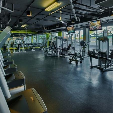 Resident Fitness Center | Luxury Apartments Tempe AZ | Tempe Metro