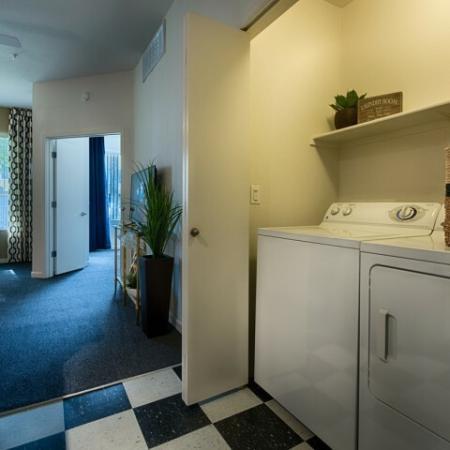 In-home Laundry| Luxury Apartments In Tempe AZ | Tempe Metro