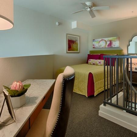 Elegant Bedroom | Luxury Apartments Tempe AZ | Tempe Metro