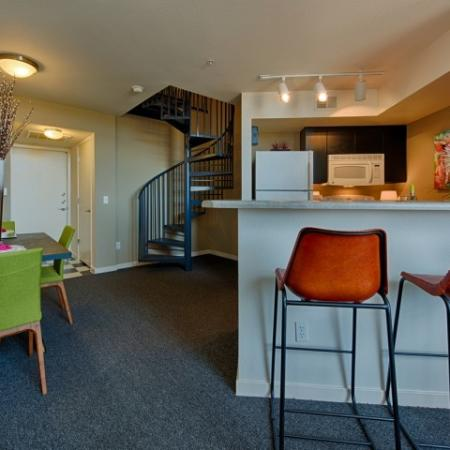Modern Kitchen | Luxury Apartments Tempe AZ | Tempe Metro