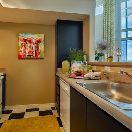 Elegant Kitchen | Luxury Apartments In Tempe | Tempe Metro