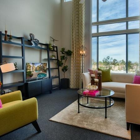 Luxurious Living Area | Luxury Apartments In Tempe | Tempe Metro