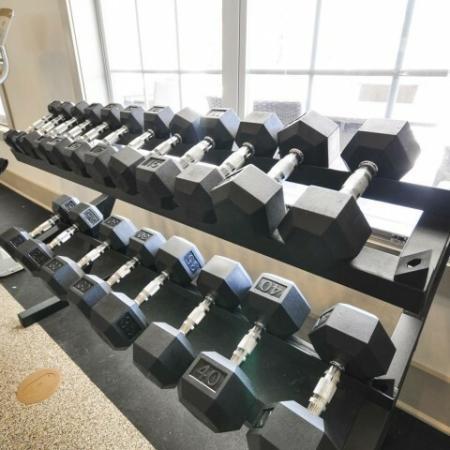 Fitness Center at Arbor Village2