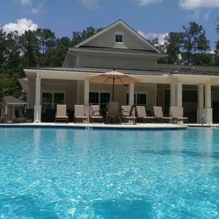 Swimming Pool at Arbor Village