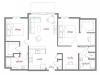 Floor Plan 9 | Tivalli