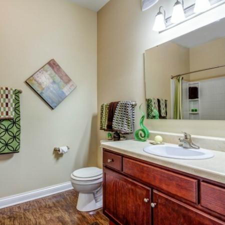 Autumn Breeze Bathroom