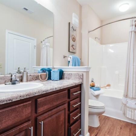Arbor Village Bathroom