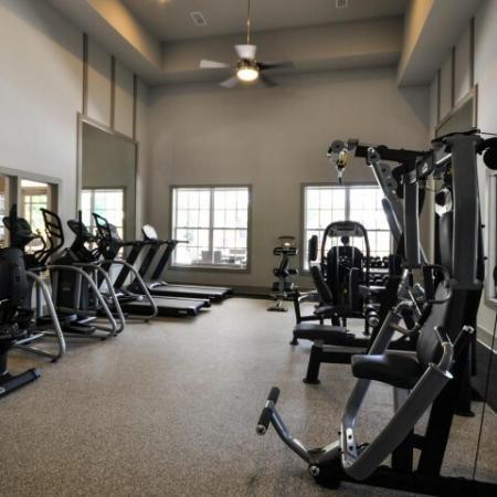 Fitness Center at Arbor Village