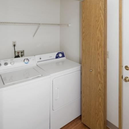In-home Laundry   Apartments For Rent Vancouver WA   Golfside Village