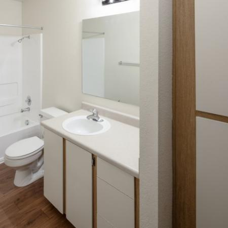 Ornate Bathroom   Apartments Vancouver WA   Golfside Village