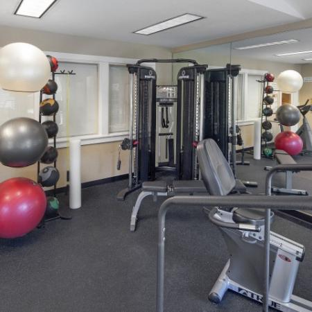 State-of-the-Art Fitness Center | Apartments In Vancouver WA | Golfside Village
